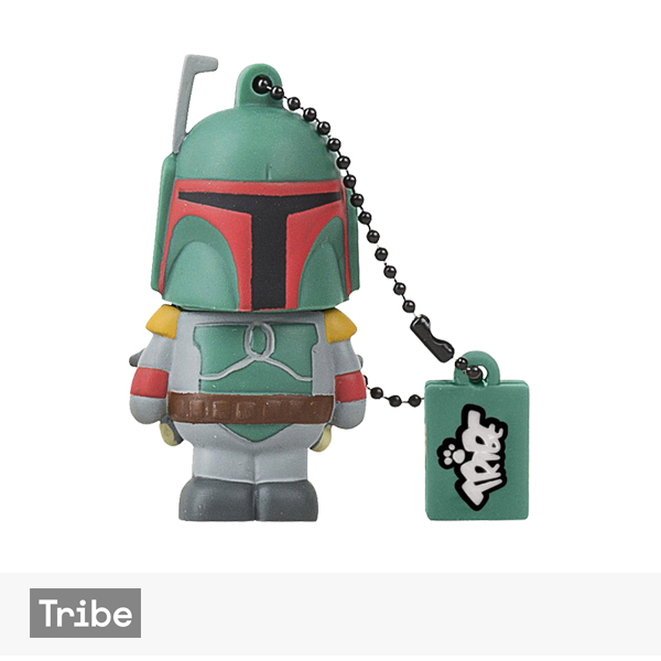 TRIBE × STAR WARS BOBA FETT USB FLASH DRIVE / トライブ USBメモリ
