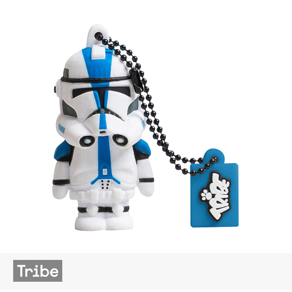 TRIBE × STAR WARS 501ST CLONE TROOPER USB FLASH DRIVE / トライブ USBメモリ