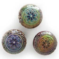 カラーチェンジビーズ コイン型