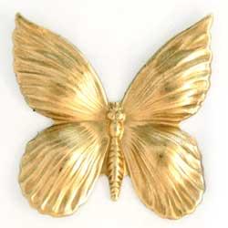 蝶 メタルパーツ