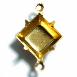 10×10 スクエアセッティング 2カン 真鍮