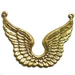 スタンピング 両翼 真鍮