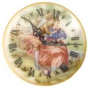 35mm 陶製カボション 時計盤