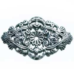 フィリグリー 菱形 銀古美