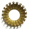 22mm ラウンド クラウンセッティング 真鍮