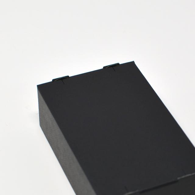紙製名刺箱 黒