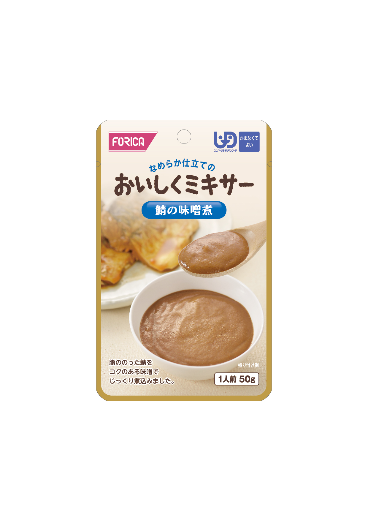 おいしくミキサー鯖の味噌煮 50g