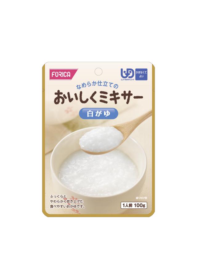 おいしくミキサー 白がゆ 100g×12