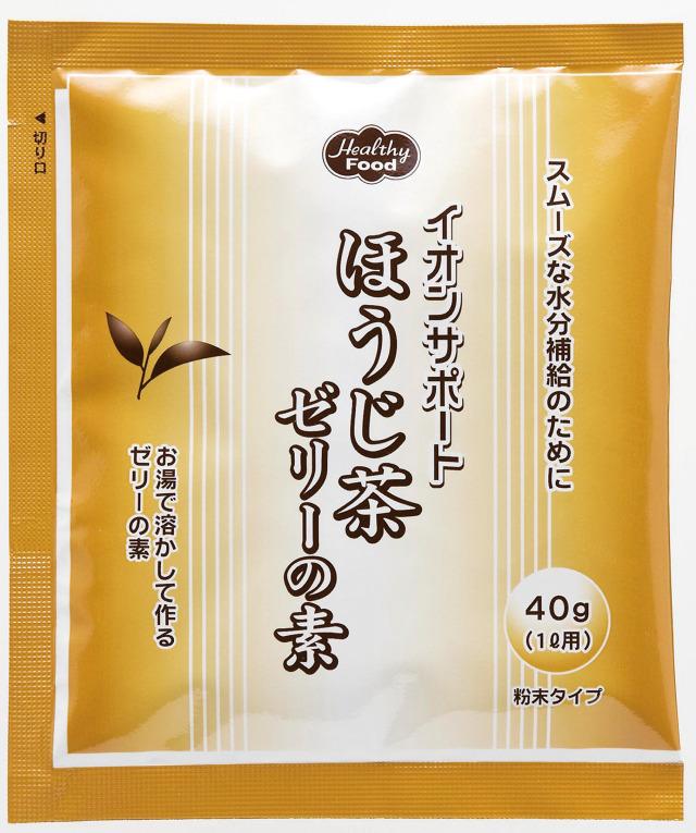 イオンサポート ほうじ茶ゼリーの素 40g