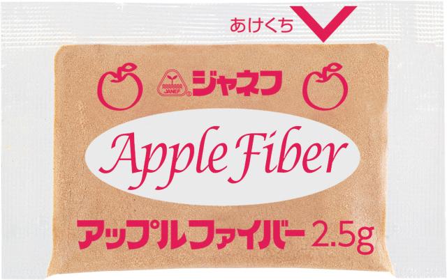 アップルファイバー 2.5g×60