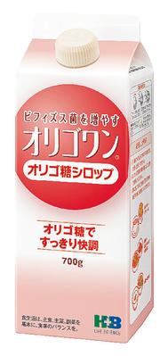オリゴワンオリゴ糖シロップ  700g