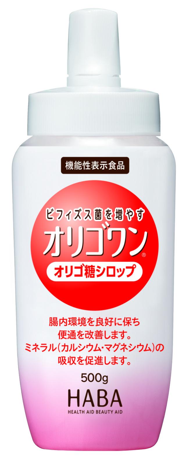 オリゴワン オリゴ糖シロップ 500g