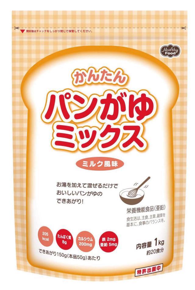 かんたんパンがゆミックス ミルク風味 1kg