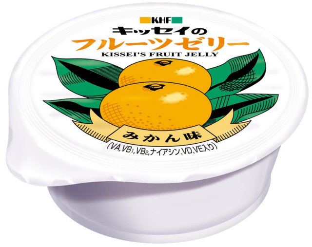 フルーツゼリー みかん味 65g×15