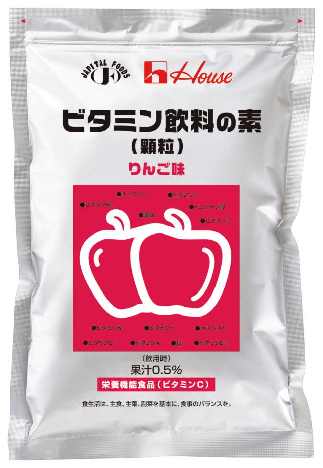 ビタミン飲料の素(顆粒) りんご 400g
