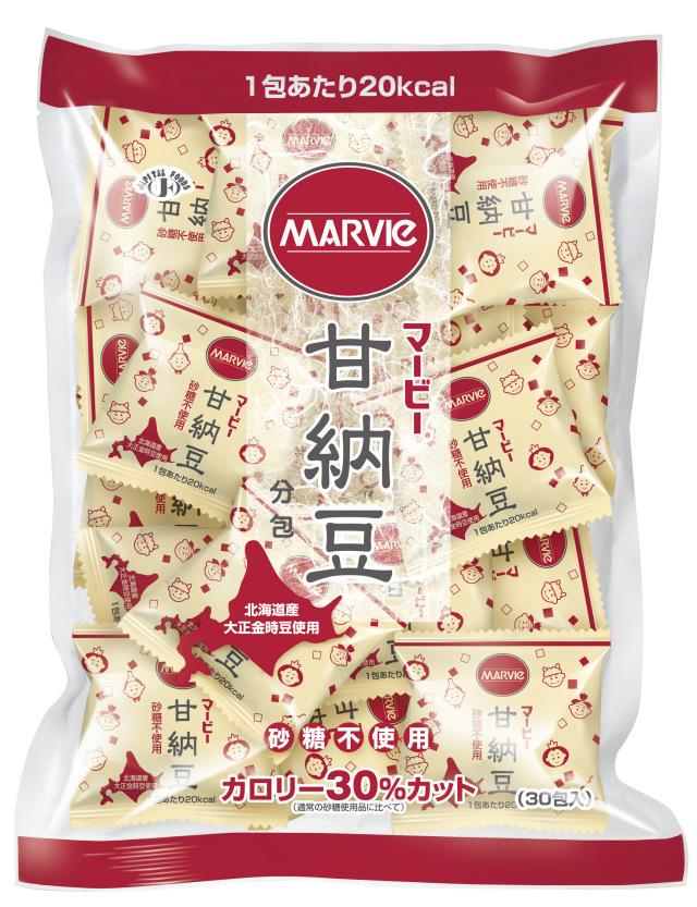 マービーおやつシリーズ 甘納豆(分包) 9g×30