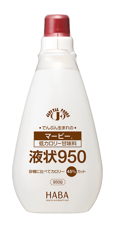 マービー低カロリー甘味料 液状 950 950g