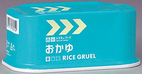 レスキューおかゆ(アルミ缶) 200g×24