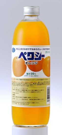 ペクシー  オレンジ 500ml