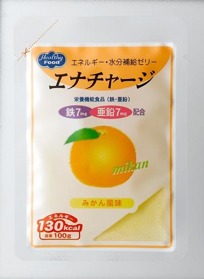 エナチャージ みかん風味 100g