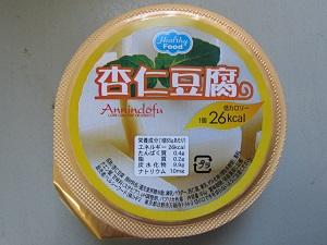 低カロリーデザート  杏仁豆腐 65g
