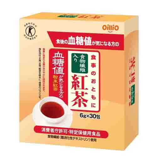 食物繊維入り紅茶 6g×30