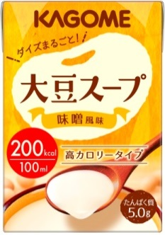 大豆スープ 味噌風味 100ml×36