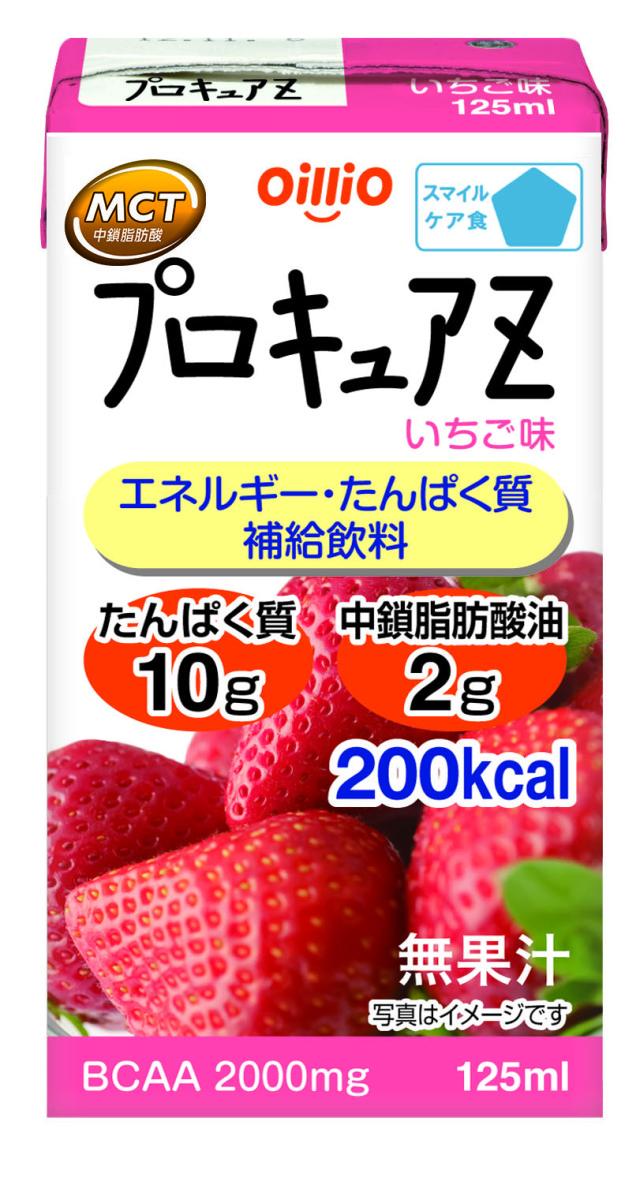 プロキュアZ  いちご味 125ml×12