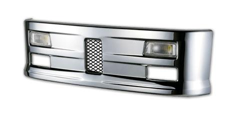 アイマックスバンパー 軽トラック用(メッシュ)H400