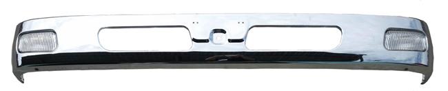 GEバンパー 2tワイド H260 フォグ付(ジーイーバンパー)