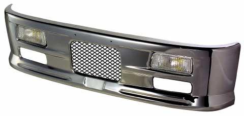 アイマックスバンパー 軽トラック用(メッシュ)H330