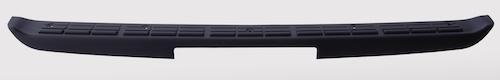 07スーパーグレートタイプセンサー付バンパー用 バンパーステップ≪ブラック≫