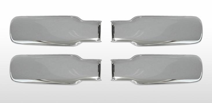 メッキアオリハンドルカバー S200系/ハイゼット(前期・後期)・サンバー・ピクシス/500系/ハイゼット・サンバー・ピクシス