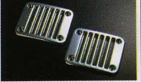 ベンチレーターガーニッシュ フルコンファイター/NEWファイター/ベストワンファイター