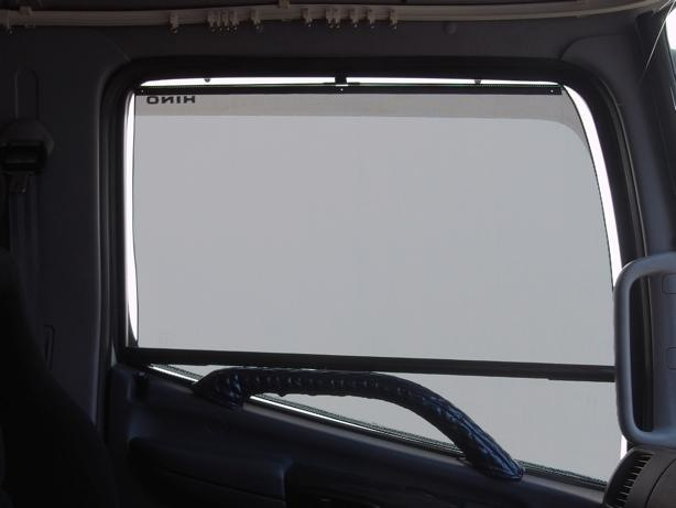 トラック用ロールスクリーン(L/R) 2015GIGA