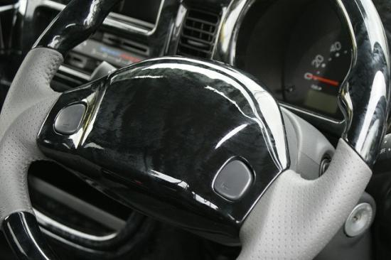 ホーンパットカバー S200系ハイゼット後期・サンバー・ピクシス