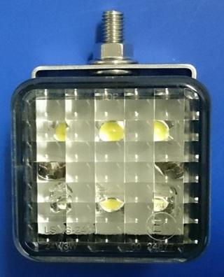 LED小型バックランプ  24V (車検対応・Eマーク付)
