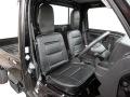 黒豹(ブラックパンサー)シートカバー  S500系【標準・ジャンボ】ハイゼット・サンバー・ピクシス【運転席/助手席セット】