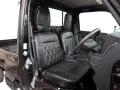 黒豹(ブラックパンサー)シートカバー/クロコ  S500系【標準・ジャンボ】ハイゼット・サンバー・ピクシス 【運転席/助手席セット】