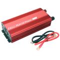 DC/AC USB&コンセント サイレントインバーター SIV-1501 1400W 24V(家庭用AC100V変換)