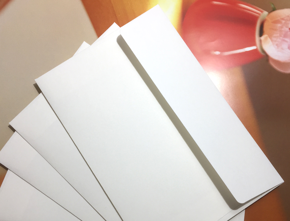 追加封筒10枚セット/set(手作りキット)