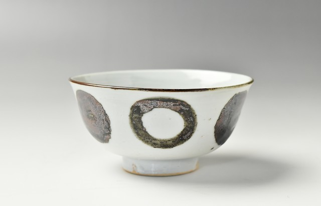 須谷窯 飯碗 サビ丸(小)