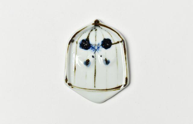 林京子 スプーンレスト 鳥籠(鉄)