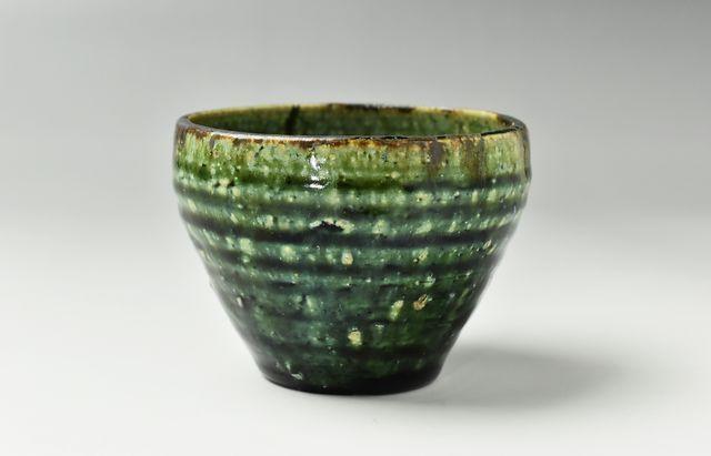吉田学 織部フリーカップ
