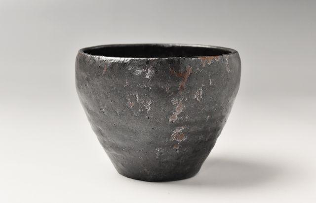 吉田学 鉄釉フリーカップ
