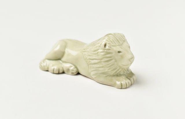 阿部春弥 もえぎ箸置ライオン