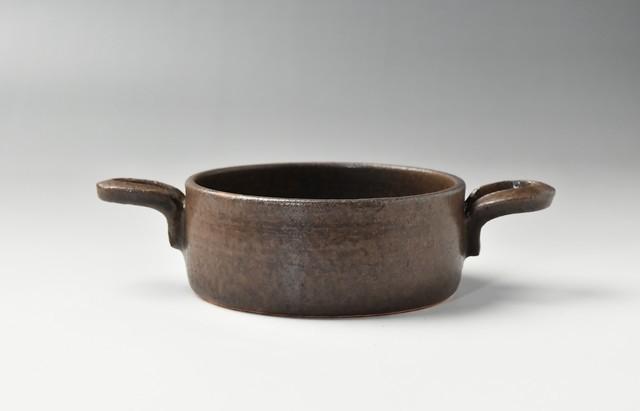 小川佳子 丸オーブンパン(S)茶