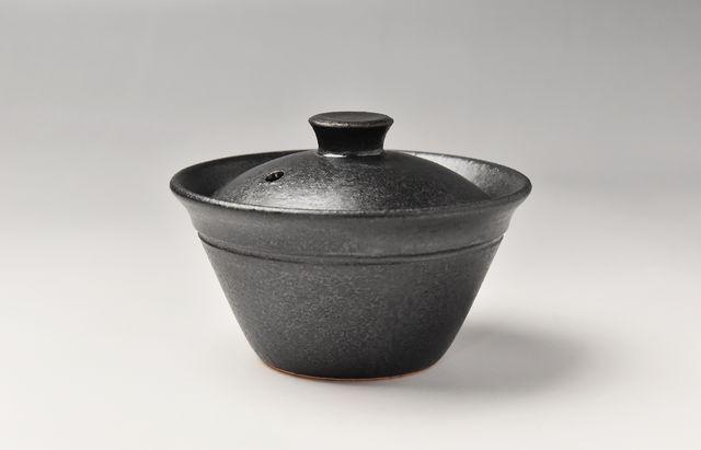 小川佳子 キャセロール(S)黒