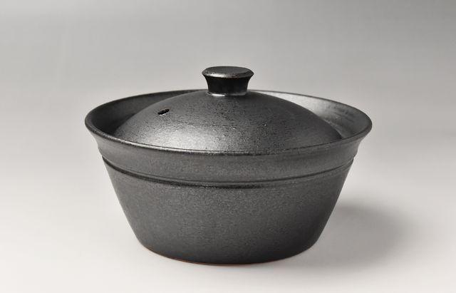 小川佳子 キャセロール(M)黒