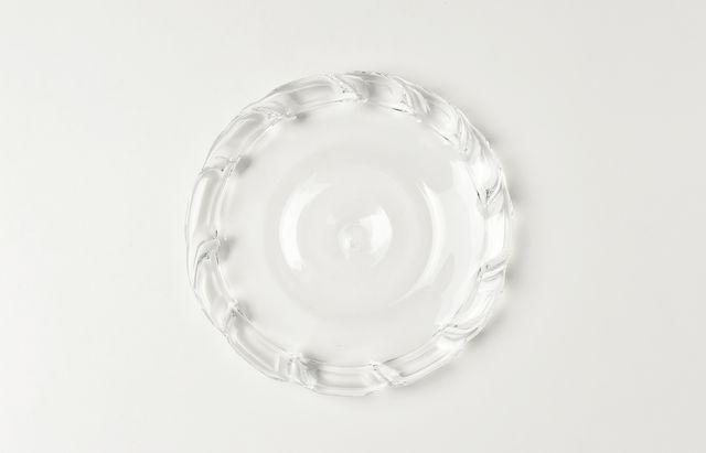 河上智美 レリーフ皿(4.5寸)